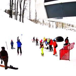 прокат лыж адлер